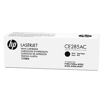 HP CE285AC Blk Contract LJ Toner Crtg