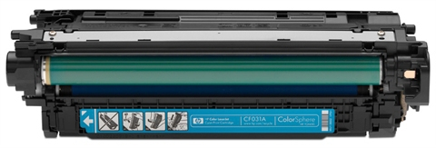HP Cyan LaserJet Print Cartridge
