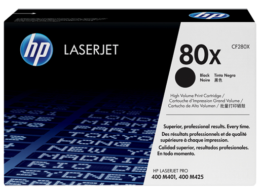 HP 80X Blk Contract LJ Toner Cartridge
