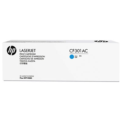 HP 827A Cyn Contract LJ Toner Cartridge