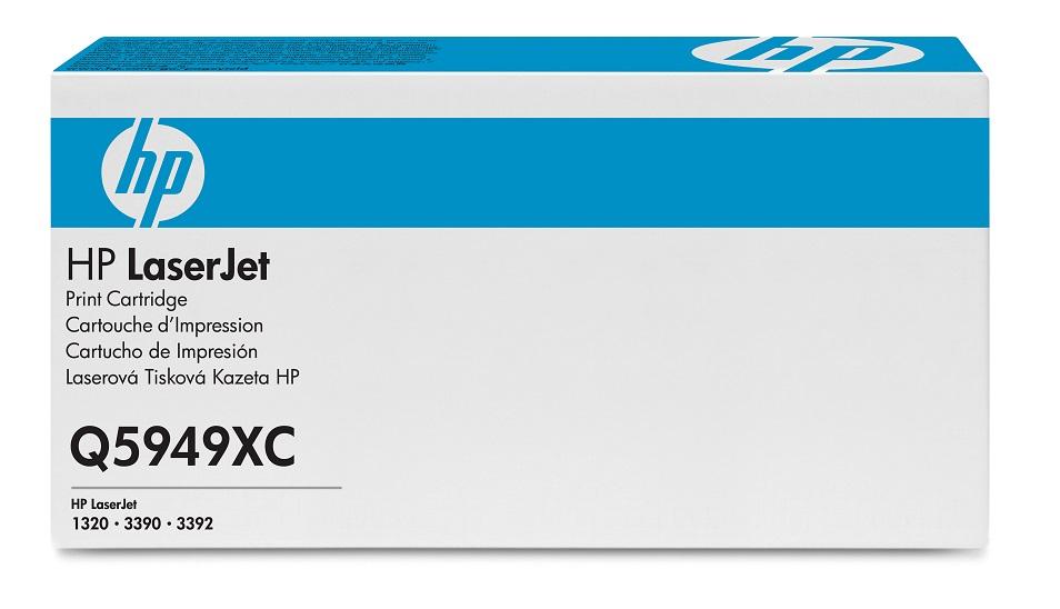 HP 49X Blk Contract LJ Toner Cartridge