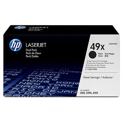 HP LaserJet 1320/3390/3392 Dual Pack