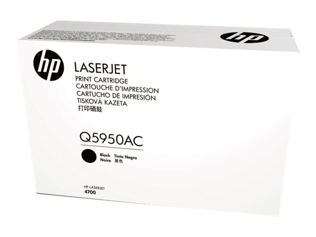 HP Q5950AC Blk Contr LJ Toner Cartridge
