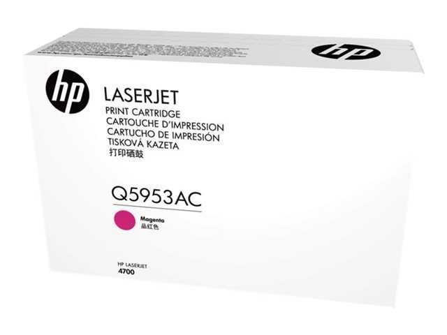 HP Q5953AC Mgn Contr LJ Toner Cartridge