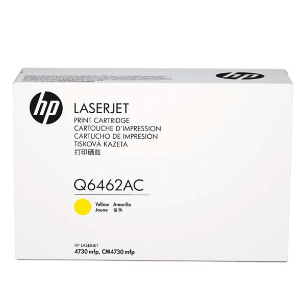 HP Yellow LaserJet Print Cartridge