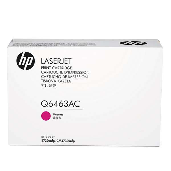 HP Magenta LaserJet Print Cartridge