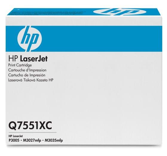 HP 51X Blk Contract LJ Toner Cartridge