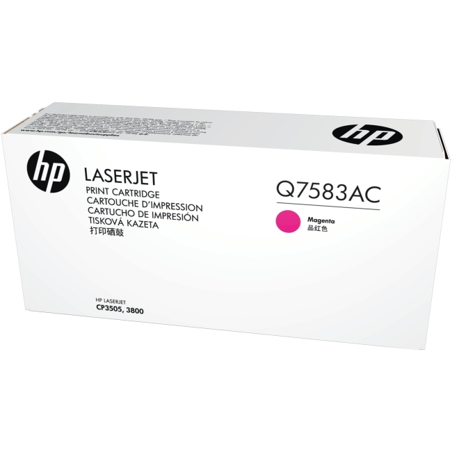 HP Q7583AC Mgn Contr LJ Toner Cartridge