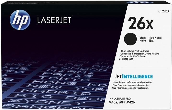 HP 26X Blk Contract LJ Toner Cartridge