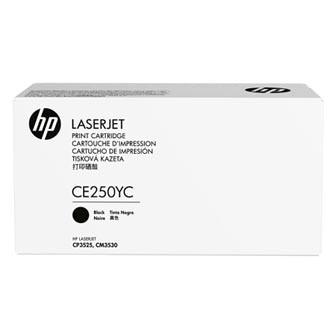 HP 504Y Blk Opt Contr LJ Toner Crtg
