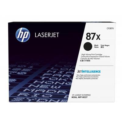 HP 87X Blk Contract LJ Toner Cartridge