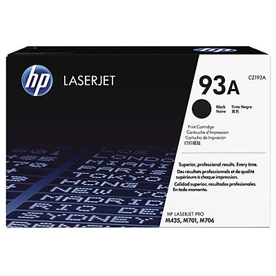 HP 93A Blk Contract LJ Toner Cartridge
