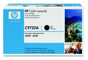 HP toner černý, C9720A