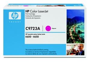 HP toner červený, C9723A