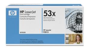 HP Toner Cart pro LJ P2015, Q7553X