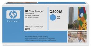 hp color laserjet azurový toner, Q6001A