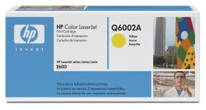 hp color laserjet žlutý toner, Q6002A