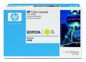 hp color laserjet žlutý toner, Q5952A