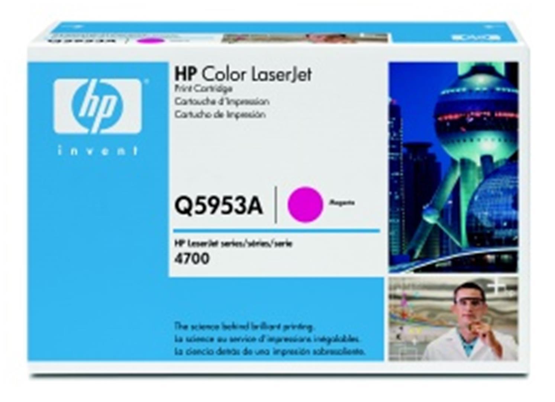 hp color laserjet purpurový toner, Q5953A