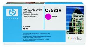 hp colorsphere purpurový toner, Q7583A