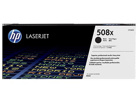HP laserjet černý toner velký, CF360X