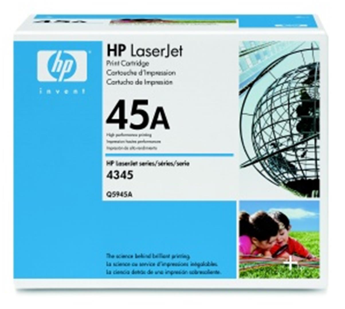 HP tisková kazeta černá, Q5945A