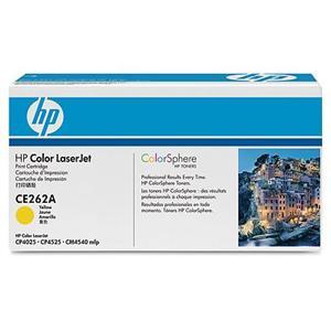 HP tisková kazeta žlutá, CE262A