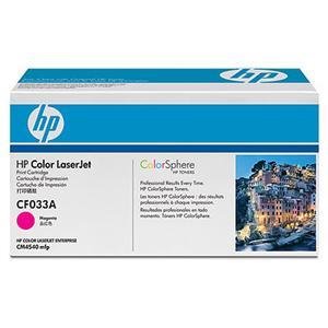 HP tisková kazeta purpurová, CF033A