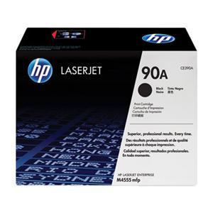 HP tisková kazeta černá, CE390A