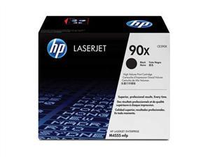 HP tisková kazeta černá velká, CE390X