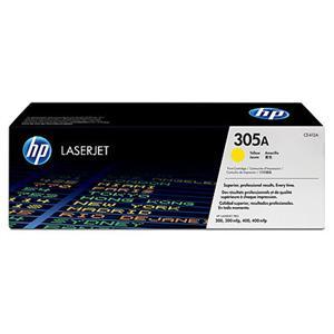 HP tisková kazeta žlutá, CE412A