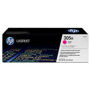 HP tisková kazeta purpurová, CE413A