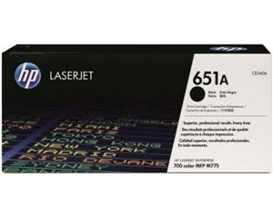 HP tisková kazeta černá, CE340A
