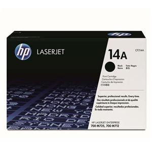 HP tisková kazeta černá, CF214A