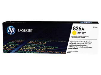 HP tisková kazeta žlutá, CF312A