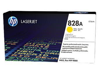 HP zobrazovací válec žlutý, CF364A