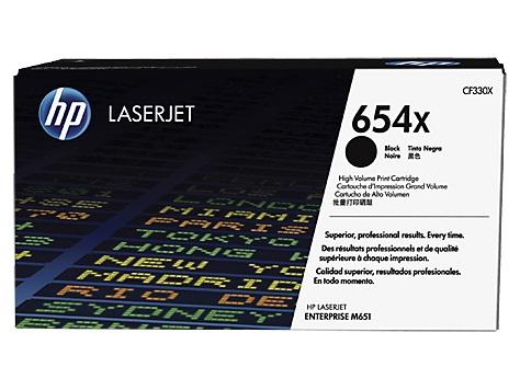HP tisková kazeta černá velká, CF330X