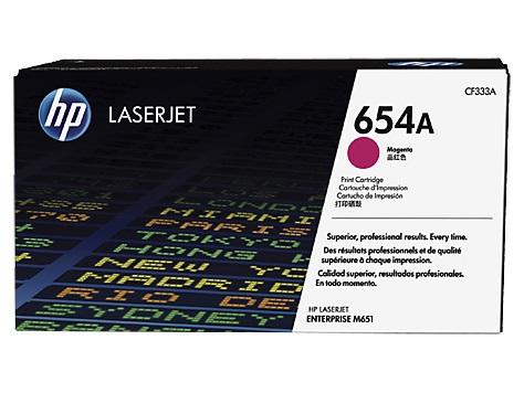 HP tisková kazeta purpurová, CF333A