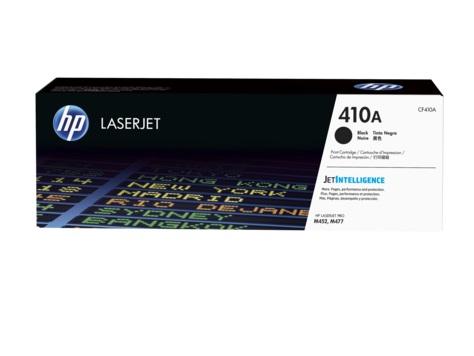 HP 410A tisková kazeta černá, CF410A