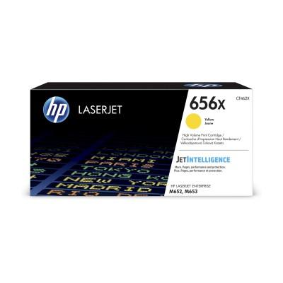 HP 656X High Yield žlutá LJ Cartridge,CF462X
