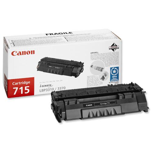 Alternativní toner pro Canon LBP3310 (CRG715)