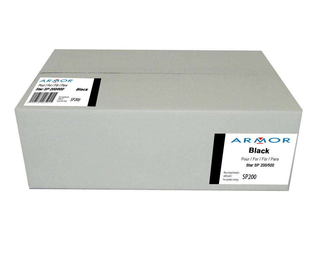 Armor kazeta pro Star SP 200/500 černá