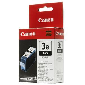 BCI-3eBK ink.kazeta pro S4x0,MPC400, MPC600, černá