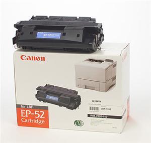EP-52  toner pro LBP-1760
