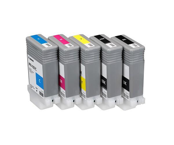 CANON INK PFI-107 BLACK, iPF670 - CF6705B001
