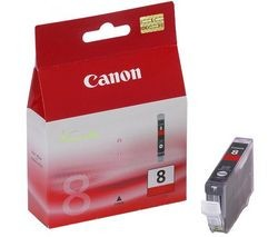 Canon CLI-8R, červená inkoustová kazeta
