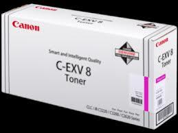 Canon toner C-EXV 8 M, purpurový