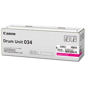 Canon drum 034 purpurový