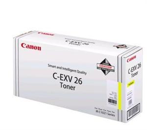 Canon toner C-EXV 26 žlutý