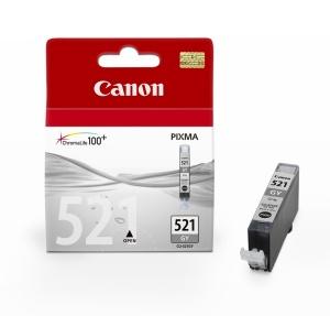 Canon CLI-521GY, šedý